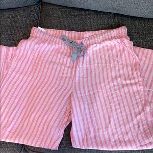 VICTORIA'S Secret Cotton pajama pants